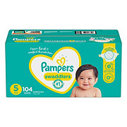 Pampers Swaddlers Diapers 104 ct