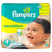 Pampers Swaddlers Diapers 23 ct