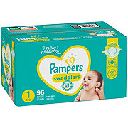 Pampers Swaddlers Diapers 96 ct