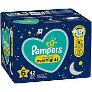 Pampers Swaddlers Overnight 42 ct