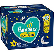 Pampers Swaddlers Overnight 50 ct