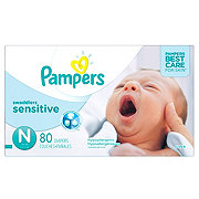 Pampers Swaddlers Sensitive Diapers 80 ct