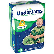 Pampers UnderJams Bedtime Underwear Boys 11 pk