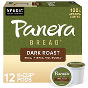 Panera Bread Dark Roast Single Serve Coffee Cups