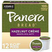 Panera Bread Hazelnut Creme Single Serve Coffee Cups