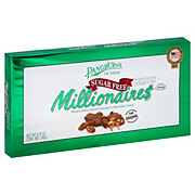 Pangburn's Sugar Free Millionaires Pecan And Caramel Covered In Chocolate Candy