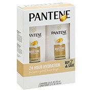 Pantene Daily Moisture Renewal, Shampoo & Conditioner