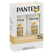 Pantene Pro-V Daily Moisture Renewal Shampoo and Conditioner Dual Pack