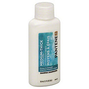 Pantene Pro-V Medium-Thick Hair Solutions Frizzy To Smooth Shampoo
