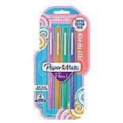 Paper Mate Flair Candy Pop Ballpoint Pen 4 Pack
