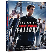 Paramount Mission Impossible: Fallout Blu-Ray / DVD