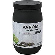 Paromi Tea Tea Organic Earl Gray Black