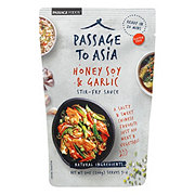 Passage Foods Honey Soy & Garlic Stir Fry Sauce