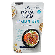 Passage Foods Korean BBQ Beef Stir Fry Sauce