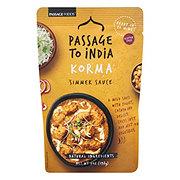 Passage Foods Korma Mild Simmer Sauce