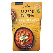 Passage Foods Passage to India Tikka Masala Mild Simmer Sauce