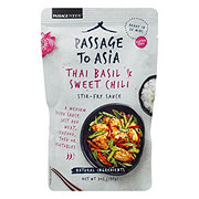 Passage Foods Thai Basil and Sweet Chili Medium Stir-fry Sauce