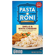 Pasta Roni Shells and White Cheddar Pasta