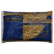 Pasta Sanita Elbow Macaroni