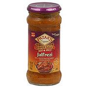 Patak's Hot and Spicy Jalfrezi  Simmer Sauce