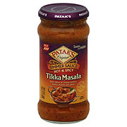 Patak's Hot and Spicy Tikka Masala  Simmer Sauce