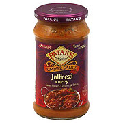 Patak's Jalfrezi Curry Medium Simmer Sauce