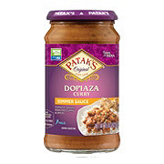 Patak's Mild Dopiaza Curry Simmer Sauce