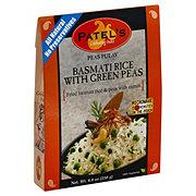 Patel's Basmati With Green Peas Rice