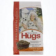 Paula Deen Hugs Premium Select Chicken & Rice Dog Food