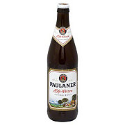 Paulaner Hefe Weizen Natural Wheat Beer Bottle