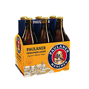 Paulaner Original Munich Premium Lager Beer 12 oz Bottles