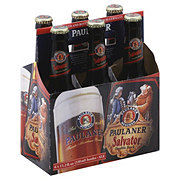 Paulaner Salvator Double Bock Beer 12 oz Bottles