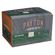 Payton Rise And Grind Single Cups Medium Roast