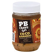 PB Crave CoCo Bananas Peanut Butter