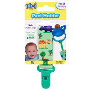 pbnj Baby Animal Paci Holder , Assorted Colors