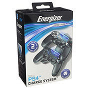 PDP Energizer 2X Charge System For PlayStation 4