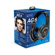 PDP Playstation 4 Afterglow Ag6 Stereo Headset