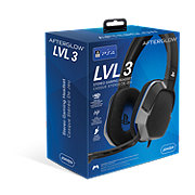 PDP Playstation 4 Afterglow LVL 3 Gaming Stereo Communicator Headset