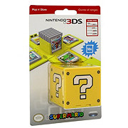 PDP Pop N Display Question Block, Nintendo 3DS XL Game Card Case