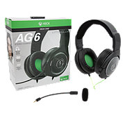 PDP Xbox 1 Afterglow Ag6 Stereo Headset