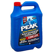 Peak Long Life 50/50 Antifreeze and Coolant