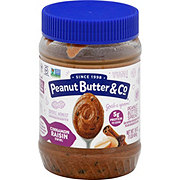 Peanut Butter & Co. Cinnamon Raisin Swirl Peanut Butter