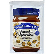 Peanut Butter & Co. Smooth Peanut Butter Squeeze Packet