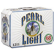 Pearl Light Beer 12 oz Cans