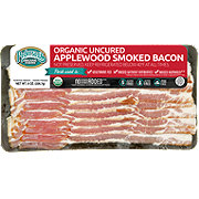 Pedersons Organic Uncured Apple Smoked Bacon