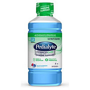 Pedialyte AdvancedCare Blue Raspberry Oral Electrolyte Solution