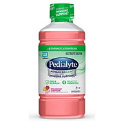 Pedialyte AdvancedCare Strawberry Lemonade Ready-to-Drink Electrolyte Solution