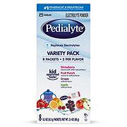 Pedialyte Electrolyte Powder Variety