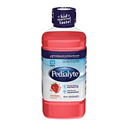 Pedialyte Natural Strawberry Flavor Oral Electrolyte Maintenance Solution