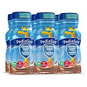 PediaSure Grow & Gain Ready-to-Drink Chocolate Nutrition Shake 6 pk